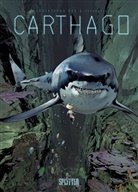 Be, Christoph Bec, Christophe Bec, Eric Henninot, Éric Henninot, Jovanovic - Carthago - Bd.3: Carthago - Das Monster von Dschibuti