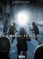 Be, Christophe Bec, RAFFAELE - Prometheus - Bd.7: Prometheus - Die Theorie des 100. Affen