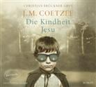 J. M. Coetzee, L. M. Coetzee, Christian Brückner - Die Kindheit Jesu, 7 Audio-CDs (Hörbuch)