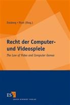 Duisber, Alexander Duisberg, Alexande Duisberg (Dr.), Pico, Henriette Picot, Picot (Dr.) - Recht der Computer- und Videospiele