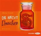 Alexia Casale, Sascha Icks - Die Nacht gehört dem Drachen, 4 Audio-CDs (Hörbuch)