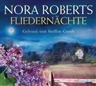 Nora Roberts, Steffen Groth - Fliedernächte, 5 Audio-CDs (Hörbuch)