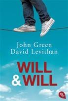 Gree, Joh Green, John Green, Levithan, David Levithan - Will & Will