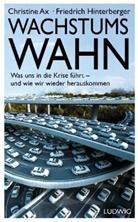 A, Christin Ax, Christine Ax, Hinterberger, Friedrich Hinterberger - Wachstumswahn