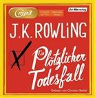 J. K. Rowling, Joanne K Rowling, Christian Berkel - Ein plötzlicher Todesfall, 3 MP3-CDs (Hörbuch)