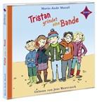 Marie-Aude Murail, Jens Wawrczeck - Tristan gründet eine Bande, 1 Audio-CD (Hörbuch)