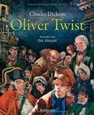 Charles Dickens, Charles (nacherzählt von Peter Oliver) Dickens, Eric Kincaid - Oliver Twist