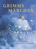 Grim, Grimm, Brüder Grimm, Jacob Grimm, Wilhelm Grimm, Charlotte Dematons... - Grimms Märchen
