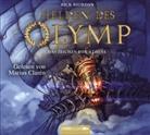 Rick Riordan, Marius Clarén - Helden des Olymp - Das Zeichen der Athene, 6 Audio-CDs (Hörbuch)