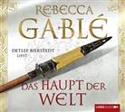 Rebecca Gablé, Detlef Bierstedt - Das Haupt der Welt, 12 Audio-CDs (Hörbuch)