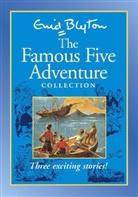 Enid Blyton - Famous Five Adventures Collection