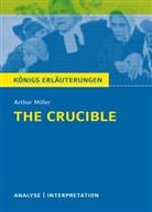 "Dorothée Leidig, Arthur Miller - Arthur Miller ""The Crucible"""
