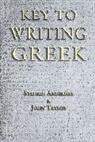 Stephen Anderson, Stephen Taylor Anderson, John Taylor - Key to Writing Greek