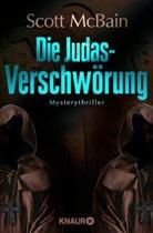 Scott McBain - Die Judas-Verschwörung