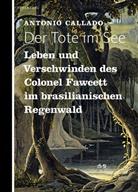Antonio Callado, Peter Kultzen - Der Tote im See