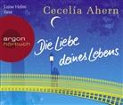 Cecelia Ahern, Luise Helm, Unbekannt - Die Liebe deines Lebens, 6 Audio-CDs (Hörbuch)