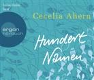 Cecelia Ahern, Luise Helm - Hundert Namen, 6 Audio-CDs (Hörbuch)