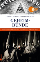Graiche, Gisel Graichen, Gisela Graichen, Hesse, Alexander Hesse - Geheimbünde