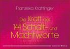 Franziska Krattinger - Die Kraft der 144 Schalt- und Machtworte, m. Karten