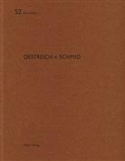 Katrin Eberhard, Heinz Wirz, Heinz Wirz - Oestreich + Schmid