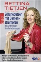 Sorgenfrey, Andreas Sorgenfrey, Tietje, Bettin Tietjen, Bettina Tietjen, Oliver Weiss - Schuheputzen mit Damenstrümpfen