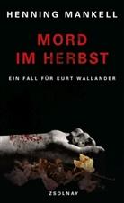 Henning Mankell, Wolfgan Butt, Wolfgang Butt - Mord im Herbst