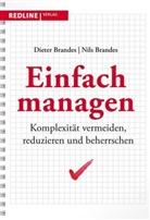 Brande, Brandes, Diete Brandes, Dieter Brandes, Dieter; Brandes, Dieter; Brandes Brandes... - Einfach managen