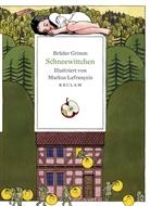 Grim, Grimm, Brüder Grimm, Jacob Grimm, Wilhelm Grimm, Markus Lefrançois - Schneewittchen
