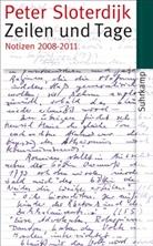Peter Sloterdijk - Zeilen und Tage