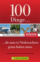 Ege, Sabrin Ege, Sabrina Ege, Haarstrick-Rum, Denis Haarstrick-Rump, Denise Haarstrick-Rump... - 100 Dinge, die man in Niedersachsen getan haben muss