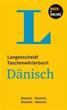 Redaktio Langenscheidt, Redaktion Langenscheidt, Redaktion von Langenscheidt - Taschenwoerterbuch Daenisch : Daenisch-Deutsch und vv