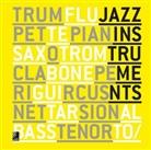 Peter Bölke, Bendinell Negrone - Jazz Instruments, Bildband + 8 Audio-CDs