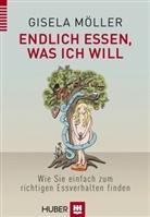 Gisela Möller, Eva Henle - Endlich essen was ich will