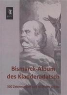 Anonymus, Wilhelm Scholz - Bismarck-Album des Kladderadatsch