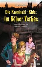 Carlo Meier, Matthias Leutwyler - Die Kaminski-Kids - Im Kölner Verlies
