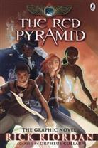 Rick Riordan - The Red Pyramid