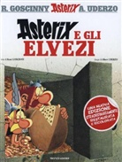 René Goscinny, Albert Uderzo, Albert Uderzo - Asterix, italienische Ausgabe - Bd.16: Asterix - Asterix e gli Elvezi. Asterix bei den Schweizern, italienische Ausgabe