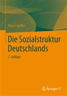 Geissle, Rainer Geißler, Meyer - Die Sozialstruktur Deutschlands