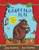 Julia Donaldson, Axel Scheffler, Axel Scheffler - The Gruffalo Play