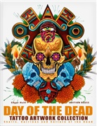 Edgar Hoill - Day of the Dead Tattoo Artwork Collection