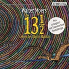 Walter Moers, Dirk Bach, Wolfgang Völz - Die 13 1/2 Leben des Käpt'n Blaubär, 16 Audio-CDs (Hörbuch)