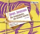 Jonas Jonasson, Katharina Thalbach - Die Analphabetin, die rechnen konnte, 6 Audio-CDs (Hörbuch)