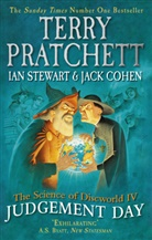 Cohen, Jack Cohen, Pratchet, Terry Pratchett, Stewar, Ian Stewart - Judgement Day