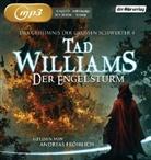 Tad Williams, Andreas Fröhlich - Der Engelsturm, 4 MP3-CDs (Hörbuch)