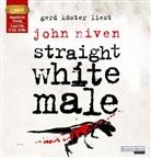 John Niven, Gerd Köster - Straight White Male, 2 MP3-CDs (Hörbuch)