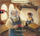 Carlo Collodi, Rosemarie Fendel - Pinocchio, 3 Audio-CDs (Hörbuch)