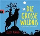 Piers Torday, Jona Mues - Die Große Wildnis, 4 Audio-CDs (Hörbuch)