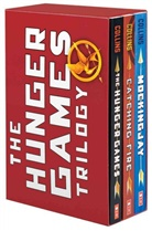 Suzanne Collins, Inc. Scholastic - The Hunger Games Trilogy Box Set
