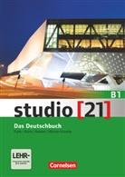 Herman Funk, Hermann Funk, Christin Kuhn, Christina Kuhn, Dieter u a Maenner, Laura Nielsen... - studio [21] - Das Deutschbuch - B1: Studio [21] - Grundstufe - B1: Gesamtband