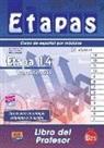 Isabel De Dios Martin, Isabel De Dios Martín, Isabel d Dios Martín, Soni Eusebio Hermira, Sonia Eusebio Hermira, Sarr... - Etapas Level 14 Competencias - Libro del Profesor + CD
